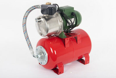 SeaLand Jexi82M Booster System Electric Centrifugal Pump Booster Set