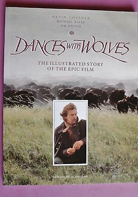 R80427 Dances with Wolves - The Illustrated Story of the Epic Film (Englisch)
