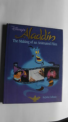 17/4/23- Aladdin - The Making of the Animated Film (Englisch) 1992
