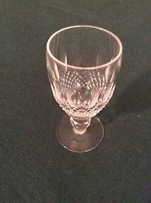 Beautiful Waterford Crystal Colleen Sherry/Liquer glasses. Price reduced!!