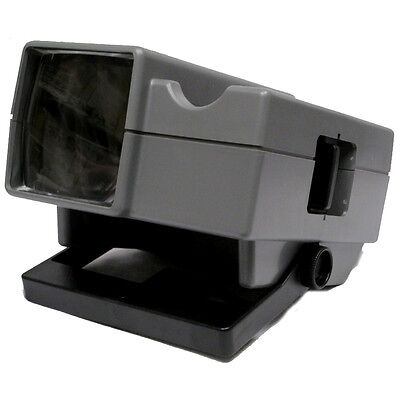 AP Automatic 2x Magnified Viewer for 35mm Slides - Illuminated, Mains or Battery