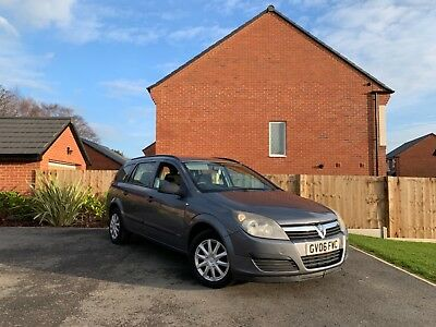Vauxhall Astra Automatic Car - Full Service History & MOT Cheap Auto Estate