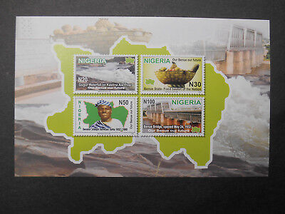 Nigeria 2011 Benue State Imperforate Miniature Sheet SG MS905 MNH; hard to find