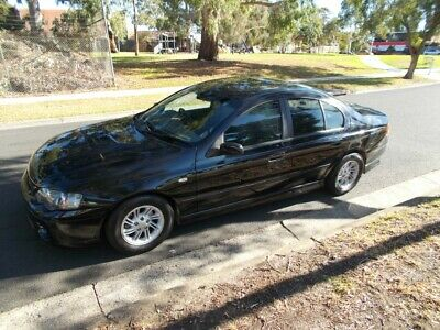 Ford Falcon, XR8, 2003 BA, Herrods super charger, 4 speed auto, rego , 82k's.
