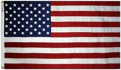 Annin Tough-Tex Woven Polyester Replacement Flag, High Winds  Assorted Sizes