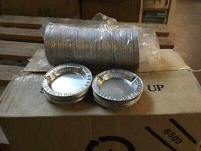 Round Foil Ashtray X 100