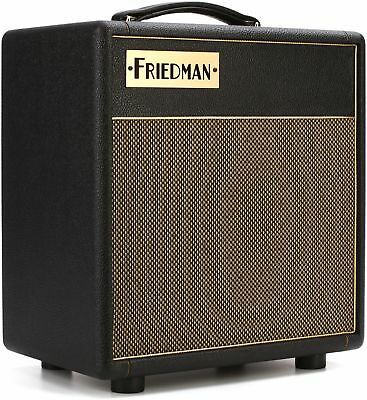 "Friedman Pink Taco Mini Combo 20-watt 1x10"" Tube A"