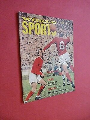 WORLD SPORTS MAGAZINE. November 1966