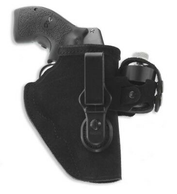Galco WK2-158B Walkabout 2.0 Black Kimber K6S Right Hand IWB CCW Pistol Holster