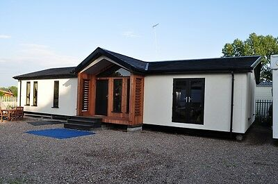 Mobile Home, Prefab Timber Frame House, Chalets, Twin units, prefab homes