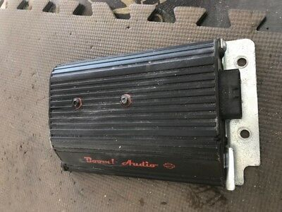 14-18 OEM Harley CVO Boom Audio Speaker Amplifier Amp 76000277A