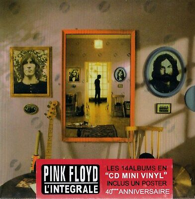 Pink Floyd Oh by the Way 16 CD 40th Anniversaire Box US Shipper New & Sealed