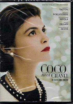 Coco avant Chanel (Ori. French Version withEnglish Subs) [DVD] New and Sealed!