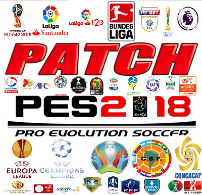 PATCH Pro Evolution Soccer PES 2018-2019 PS3 PC XBOX 4K Option File