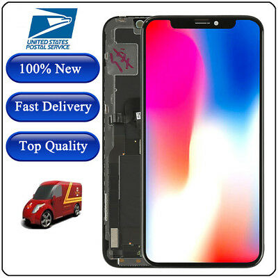 OEM For iPhone X 10 LCD Digitizer Assembly Replacement Display Touch Screen