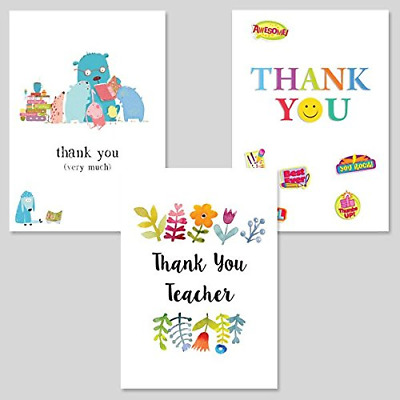 Pack of 6 History /& Heraldry. Teacher Thank You Cards//Notelets and Envelopes