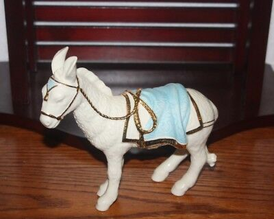 Lenox First Blessing Christmas Nativity Standing DONKEY  Figurine