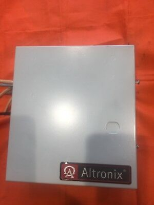 Used Altronix Altv248 Cctv Camera And Accessory Power Supply