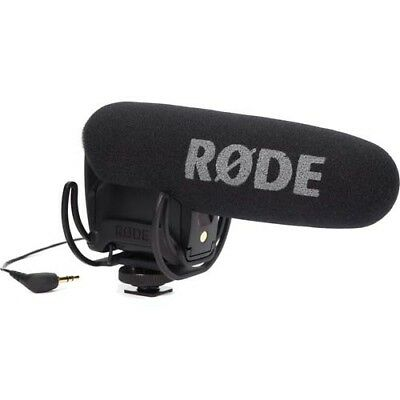 Rode VideoMic Pro-R with Rycote Suspension System