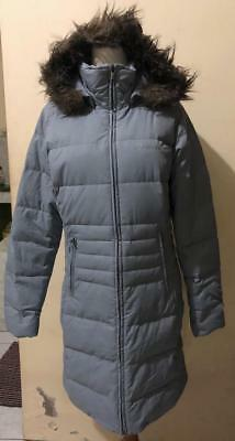 4f879594c AUTHENTIC COLUMBIA VARALUCK III Mid DOWN Women's Jacket Gray Size M