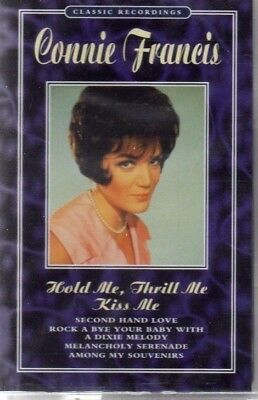 Connie Francis Classics New Music Cassette Tape In Manufacturer's Sealed Case