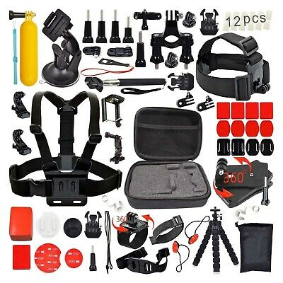 Outdoor Sport Action Camera 50 in 1 Accessories Kit For Gopro Hero 7 6 5 4 3 2 1