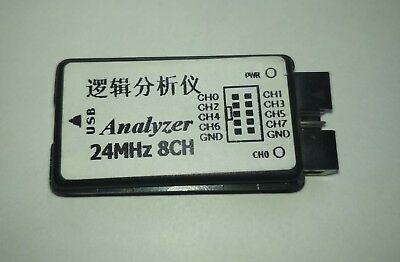 24mhz 8ch analyzer unlock repair dump