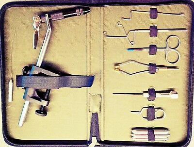 Fly fishing Kit including T-Vise + Free Shipping *Promotional Price*