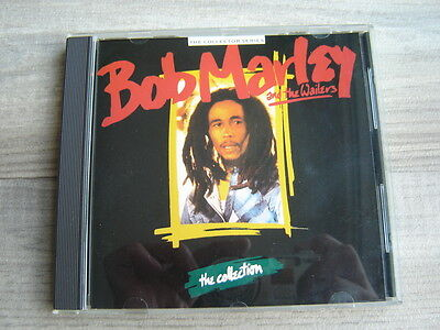 BOB MARLEY reggae CD *EX+*roots *1987 ORIGINAL* AND THE WAILERS The Collection &