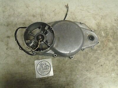 Suzuki Gt550 Engine Side Cover / Clutch Cover