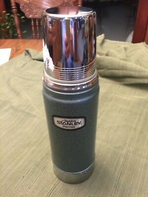 Vintage Aladdin Stanley Thermos Bottle 100 Cup A-943C Pint No. 11 Stopper
