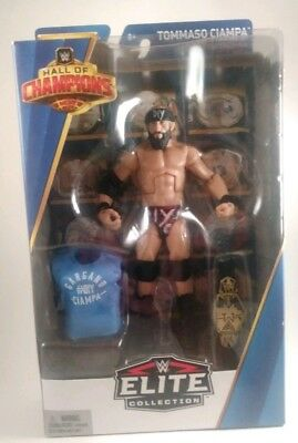 WWE LOT OF 13 FOR Robaowe_0. Ciampa Bearer Andre Heenan Syxx Honky Flashback
