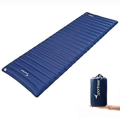 Sportneer Ultralight Air Mattresses Sleeping Pad, Self-Inflating And Camp For ""