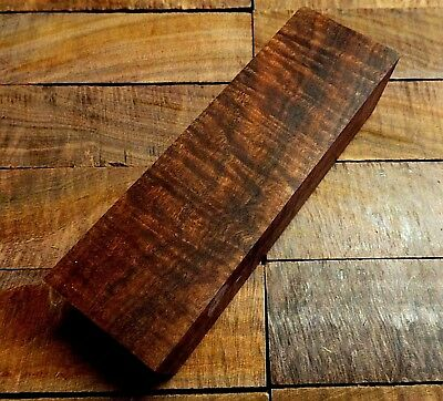 Select Grade Australian Ringed Gidgee Wood Knife Blocks