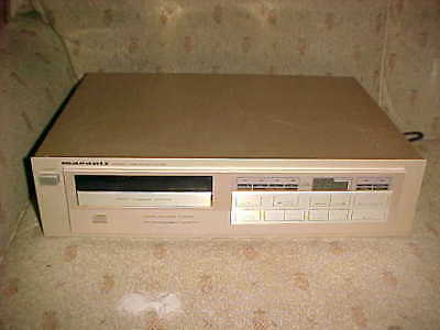 Vintage Marantz CD-152 CD Player