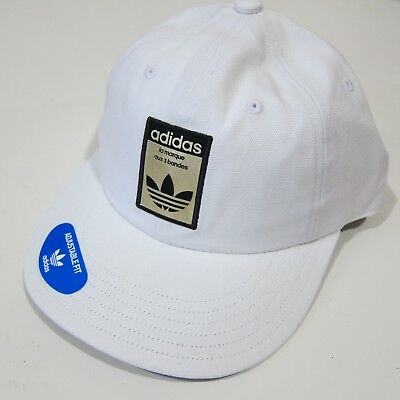 996d0c827dc ADIDAS Originals Relaxed Base Cap Strapback OSFM Hat