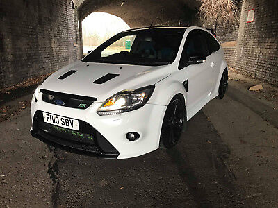 2010 Ford Focus Rs Mk2 Lux Pack - Modified - Revo Stage 4 - No Reserve!