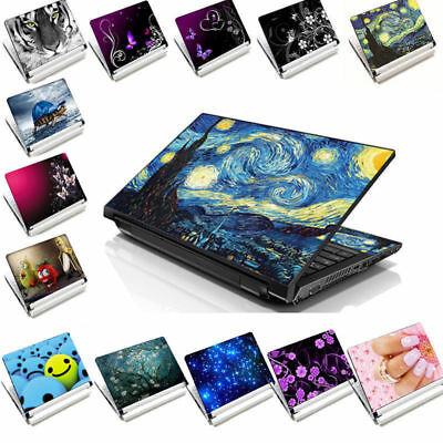 """Laptop Sticker Skin Notebook Decal Cover for 16""""17""""17.3"""" Macbook Lenovo HP Acer"""