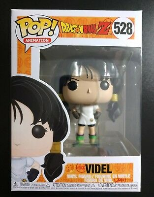 Funko Pop Videl #528 Dragon Ball Z *SHIPS FAST*