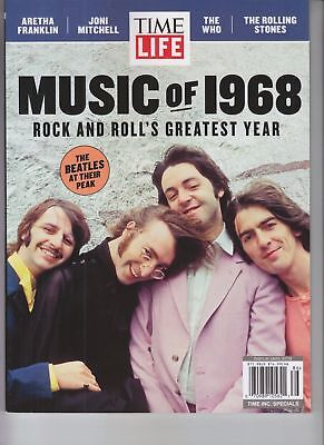 BEATLES TIME LIFE Magazine Music Of 1968 Rock And Roll's Greatest
