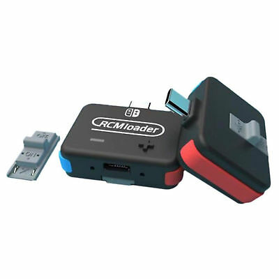 RCM Loader Injector U Disk Archive Adaptor For Nintendo Switch Console NS SX HK