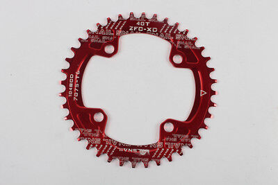 SNAIL 104bcd 40/42T Bike Chainring Round Chainwheel MTB Bicycle Chain Ring CNC