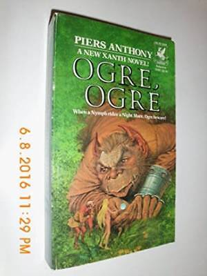 Ogre, Ogre (The Magic of Xanth, No. 5) by Piers Anthony