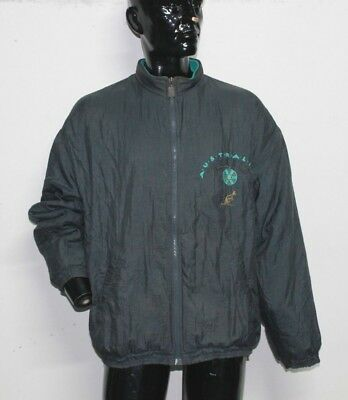 AUSTRALIAN GIACCA TUTA VINTAGE MADE IN ITALY  DOUBLE FACE JACKET by L'ALPINA