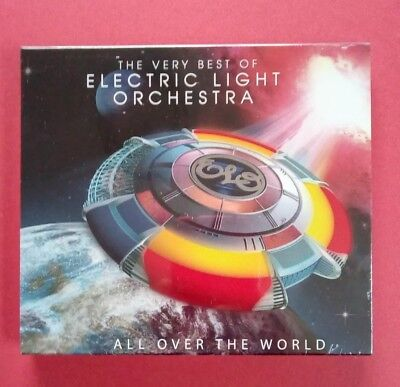 ELO All Over The World The Best Of Electric Light Orchestra CD