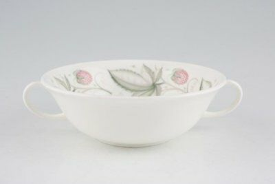 Susie Cooper - Wild Strawberry - Plain Edge - Soup Cup - 203014Y