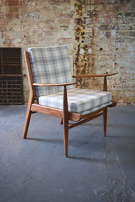 Vintage Scandart Danish Influence Easy Lounge Chair CAN DELIVER