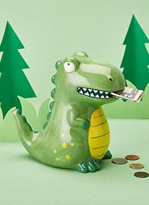 /'T Rex Dinosaur/' Money Box Piggy Bank MB00055771