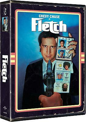 Fletch - Retro VHS Packaging [Blu-ray] New and Sealed!!!
