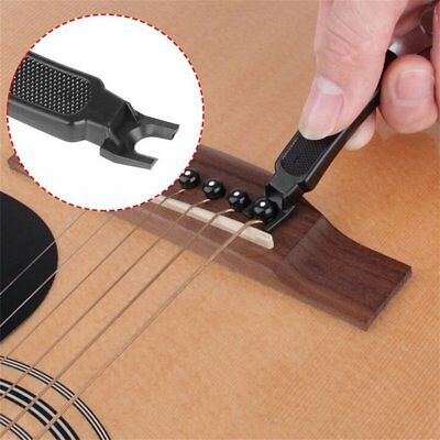 *3 in 1 Guitar String Forceps Planet Waves String Winder And Cutter Pin Puller!J